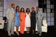 Star Jones and Nate Parker Photos Photo