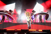 American Express: Unstaged with Disclosure and James Corden, featuring special guest Lion Babe on September 29, 2015 in Los Angeles, California.