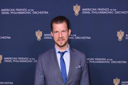 Eric Mabius attends the American Friends of the Israel Philharmonic Orchestra Los Angeles Gala 2018 at Wallis Annenberg Center for the Performing Arts on October 25, 2018 in Beverly Hills, California.