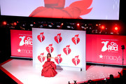 Susan Lucci attends The American Heart Association's Go Red For Women Red Dress Collection 2019 Presented By Macy's at Hammerstein Ballroom on February 7, 2019 in New York City.