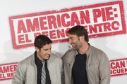 Jason Biggs and Seann William Scott Photos Photo