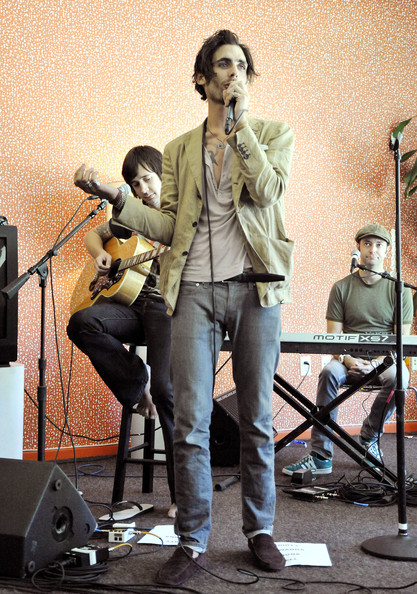 All American Rejects Private Show At The CW Studios