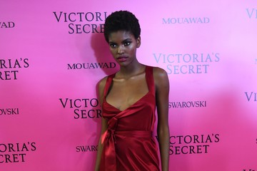 Amilna Estevao 2017 Victoria's Secret Fashion Show in Shanghai - After Party