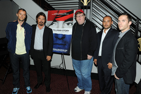 Special Screening of The Tillman Story - Q & A