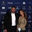 Amir Khan Dubai Globe Soccer Awards - Red Carpet