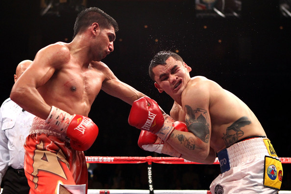Marcos Maidana in Amir Khan v Marcos Maidana 24 of 46 - Zimbio