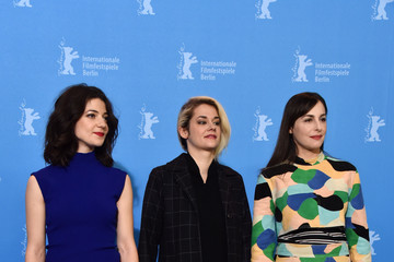 Amira Casar 'Call Me by Your Name' Photo Call - 67th Berlinale International Film Festival