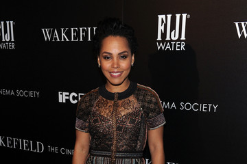 Amirah Vann Special Screening of 'Wakefield' Hosted by FIJI Water and the Cinema Society