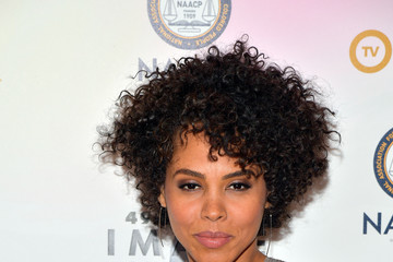 Amirah Vann 49th NAACP Image Awards Nominees' Luncheon - Arrivals