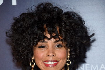 Amirah Vann STXfilms And EuropaCorp With The Cinema Society Host The Premiere Of 'Their Finest'
