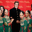 Amitabh Bachchan Madame Tussauds New York Unveils New Exhibit Featuring Five Wax Figures Of Bollywood's Biggest Stars