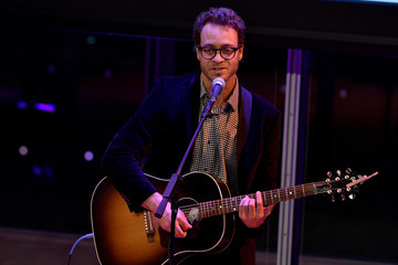 Amos Lee WebMD Hosts 2015 Health Hero Awards - Inside