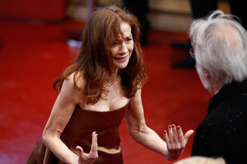 """Isabelle Huppert Michael Haneke """"Amour"""" Premiere - 65th Annual Cannes Film Festival"""