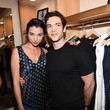 Ethan Peck and Lily Kwon Photos