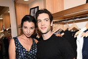 Ethan Peck and Lily Kwon Photos Photo