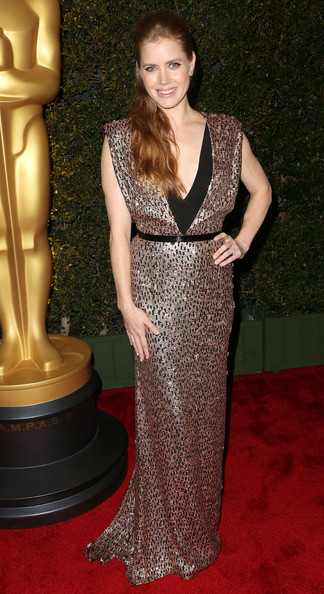 Amy Adams - Academy Of Motion Picture Arts And Sciences' 4th Annual Governors Awards