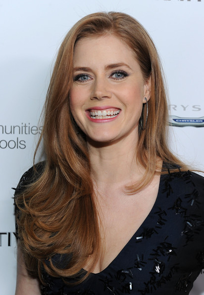 "Amy Adams Actress Amy Adams attends Vanity Fair Campaign Hollywood 2011's kick off with Chrysler Celebrating ""The Fighter"" held at the District on Sunset on February 21, 2011 in Hollywood, California."