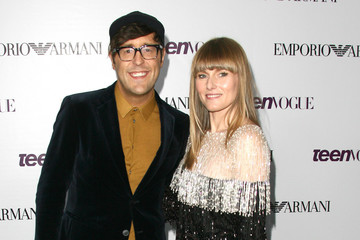 Amy Astley Andrew Bevan Arrivals at the Teen Vogue Young Hollywood Party