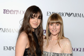 Amy Astley Hailee Steinfeld Teen Vogue Young Hollywood Party