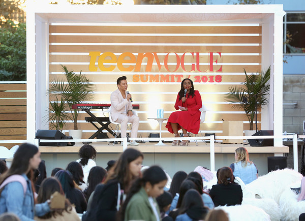 The Teen Vogue Summit Los Angeles 2018 - On Stage Conversations And Atmosphere