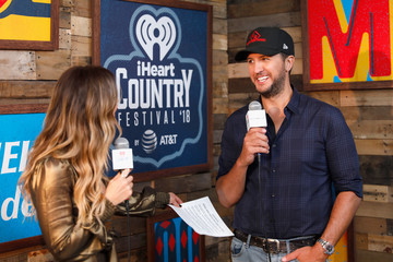 Amy Brown 2018 iHeartCountry Festival By AT&T - Backstage