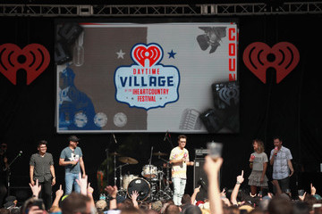 Amy Brown Bobby Bones Daytime Village At The 2019 iHeartCountry Festival Presented by Capital One - Show