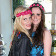 Amy Campbell Poppy Delevingne Hosts The Superdry Coachella Brunch