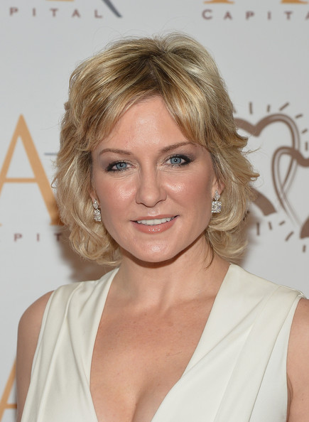 ancient chinese hairstyles : ... amy carlson actress amy carlson attends the 17th annual hearts of