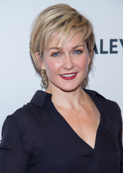 ancient chinese hairstyles : ... in this photo amy carlson actress amy carlson attends the 2nd annual