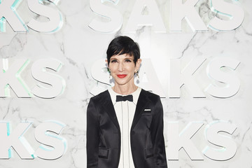 Amy Fine Collins Saks Celebrates New Main Floor With Lupita Nyong'o, Carine Roitfeld And Musical Performance By Halsey