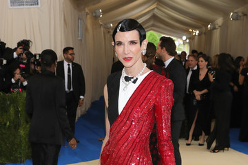 "Amy Fine Collins ""Rei Kawakubo/Comme des Garcons: Art of the In-Between"" Costume Institute Gala - Arrivals"