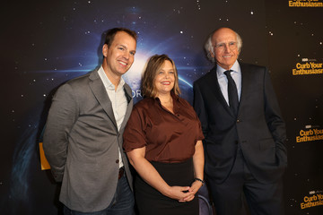"""Amy Gravitt Premiere Of HBO's """"Curb Your Enthusiasm"""" - Red Carpet"""