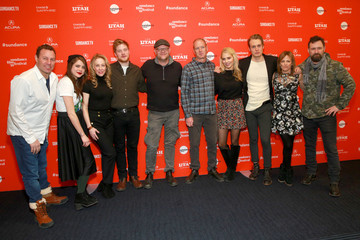 Amy Hargreaves 2018 Sundance Film Festival - Indie Episodic Program 1
