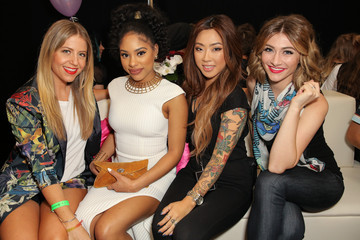 Amy Heidemann BeautyCon LA Talent Lounge