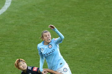 Amy Jackson W-League Rd 2 - Melbourne City v Melbourne Victory
