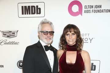 Amy Landecker IMDb LIVE At The Elton John AIDS Foundation Academy Awards Viewing Party