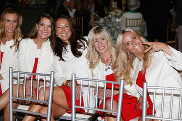 Amy Mickelson The Presidents Cup - Preview Day 3