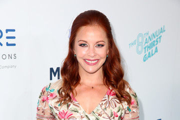 Amy Paffrath Thirst Project's 8th Annual thirst Gala - Arrivals