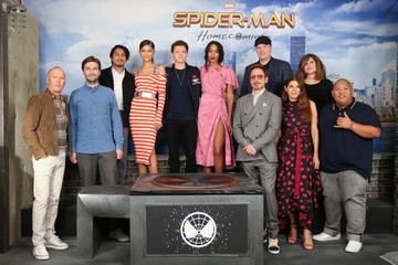 Amy Pascal 'Spider-Man: Homecoming' Photo Call