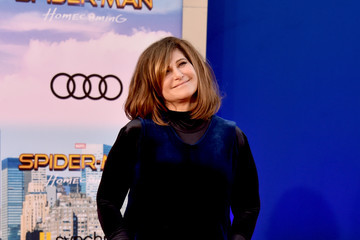 Amy Pascal Premiere of Columbia Pictures' 'Spider-Man: Homecoming' - Arrivals