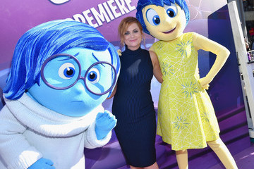 Amy Poehler Los Angeles Premiere and Party F=for Disney-Pixar's 'Inside Out'
