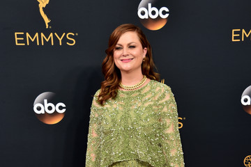Amy Poehler 68th Annual Primetime Emmy Awards - Arrivals