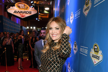 Amy Purdy NASCAR Sprint Cup Series Awards - Red Carpet