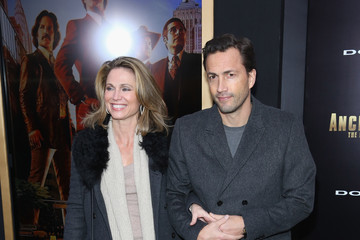 Amy Robach 'Anchorman 2: The Legend Continues' Premieres in NYC — Part 3