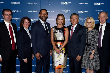 Amy Robach Town & Country Philanthropy Summit