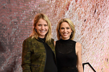 Amy Robach Wilhelmina Celebrates 50th Anniversary With Co-Host Patti Hansen