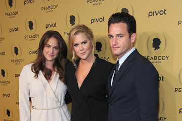 Amy Schumer Kim Caramele The 74th Annual Peabody Awards Ceremony - Arrivals