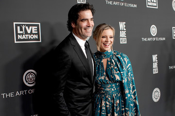 Amy Smart Carter Oosterhouse The Art Of Elysium Presents 'WE ARE HEAR'S HEAVEN 2020' - Arrivals