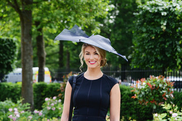 Amy Willerton Royal Ascot: Day 4 — Part 3