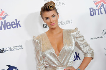 Amy Willerton BritWeek's 10th Anniversary VIP Reception & Gala - Red Carpet